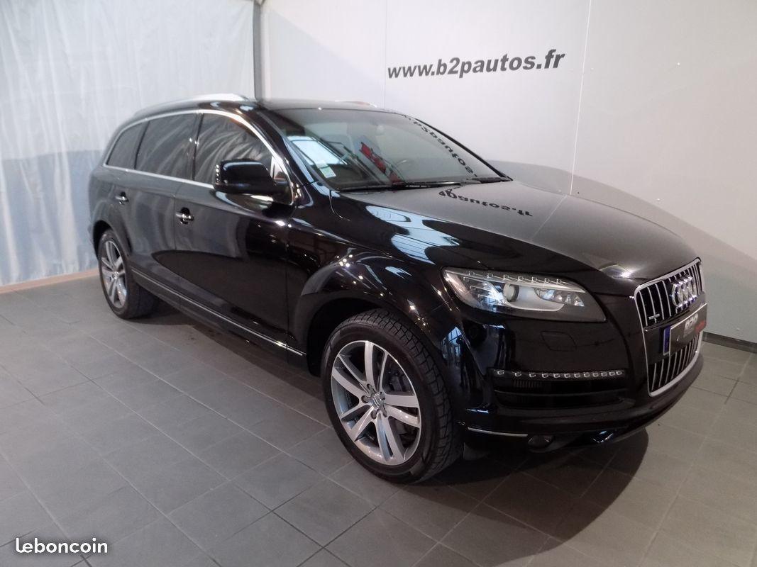 photo vehicule vendu - Audi q7 4.2 v8 tdi 340 cv ambition luxe