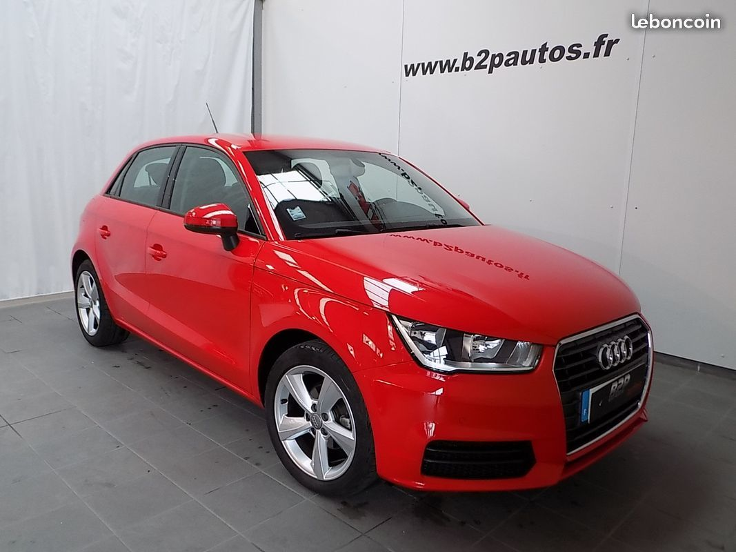 photo voiture audi Audi a1 1.0 tfsi 95 cv ultra s-tronic sportback