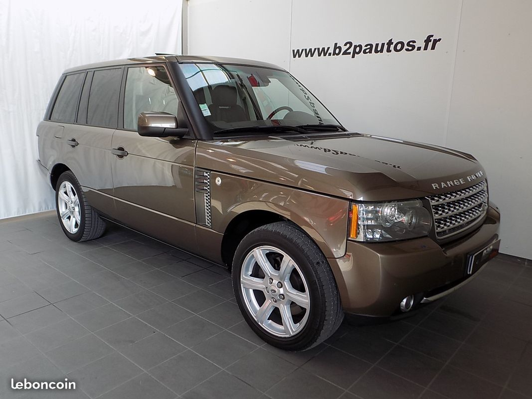 photo voiture land_rover Land rover range rover tdv8 autobiography 272 ch