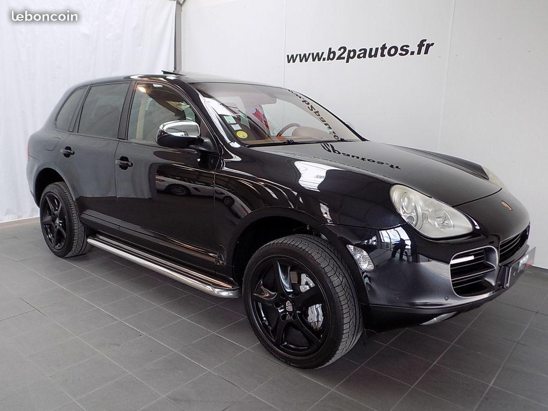 photo vehicule vendu - Porsche cayenne s v8 4.5 l 340 ch bio ethanol
