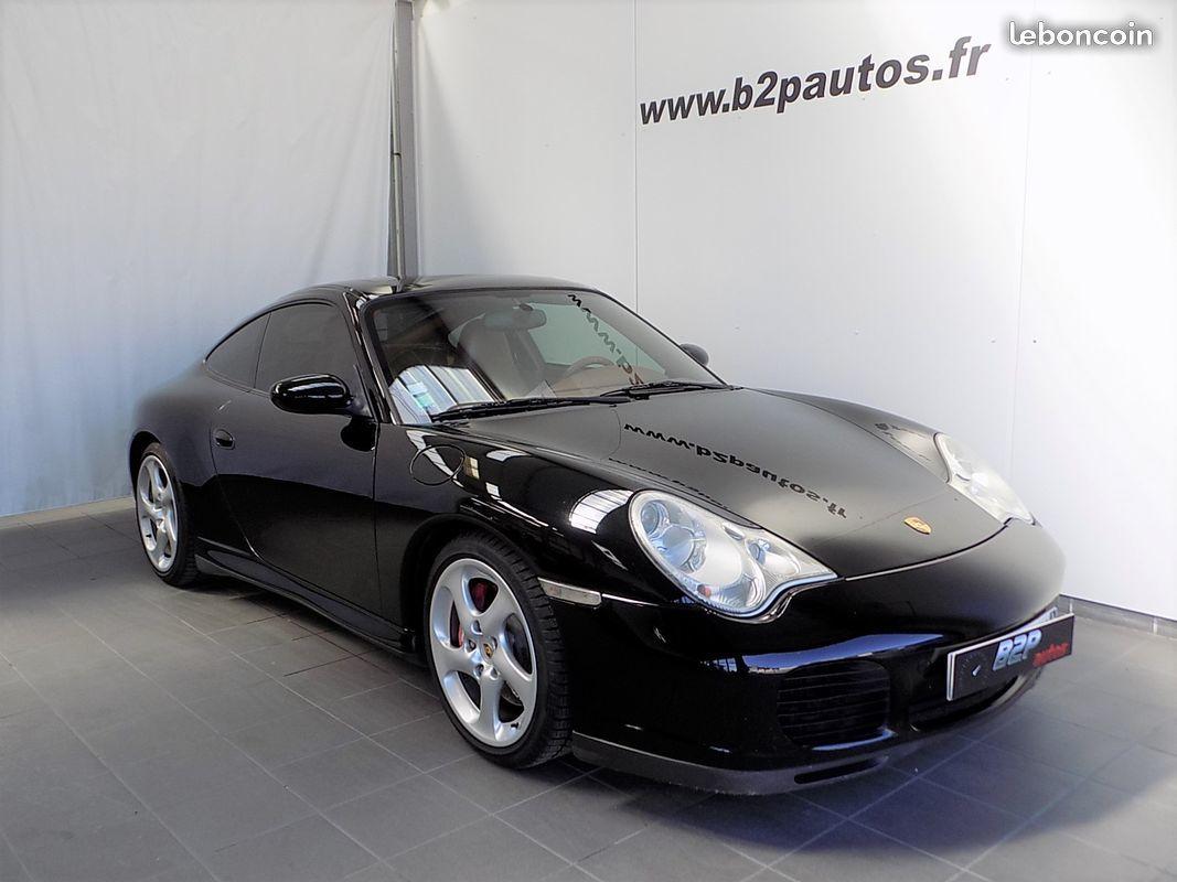 photo vehicule vendu - Porsche 911 996 4s 3.6 l 320 ch toit ouvrant