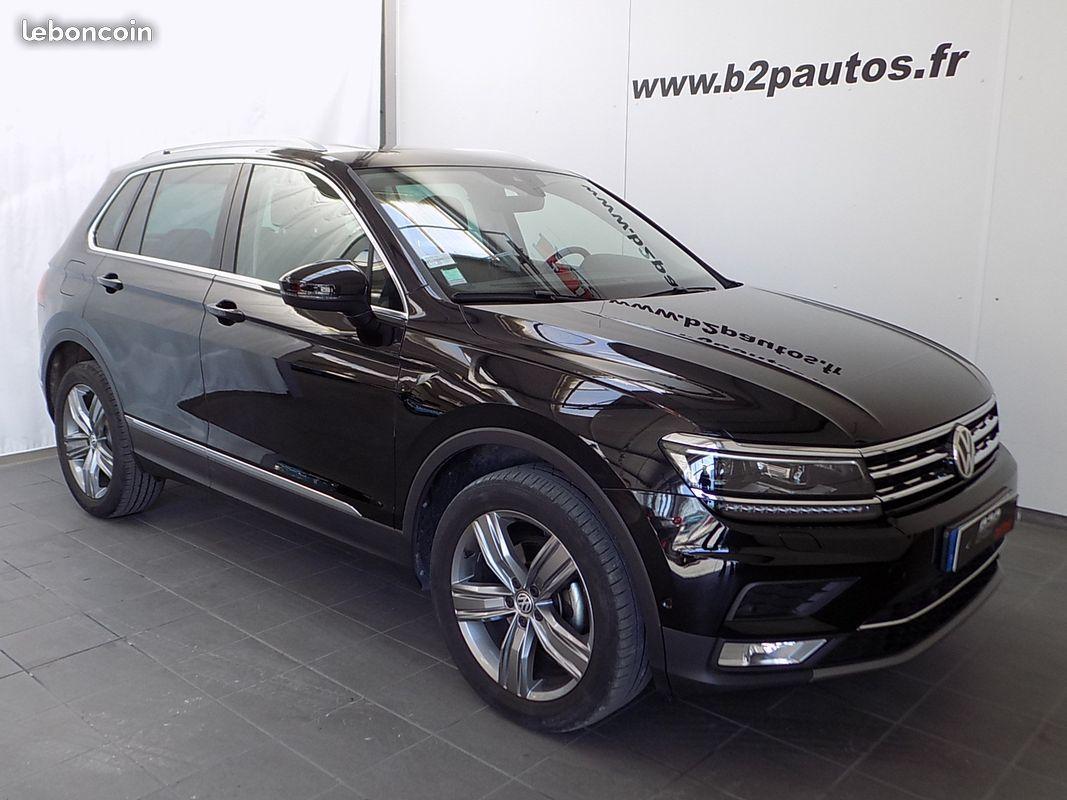 photo vehicule vendu - Volkswagen tiguan 2.0 tdi 150 carat edition 4x4