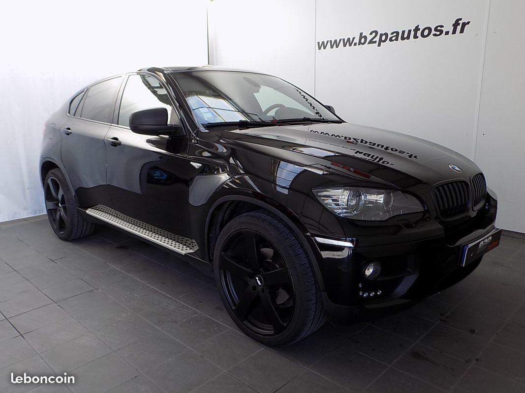 photo vehicule vendu - Bmw x6 3.0 d 245 ch luxe jantes 22