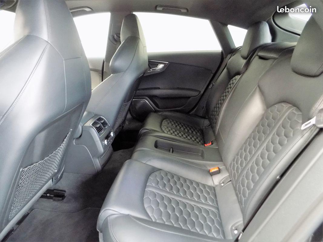 photo secondaire Audi RS7 4.0 v8 tfsi 560 cv quattro audi