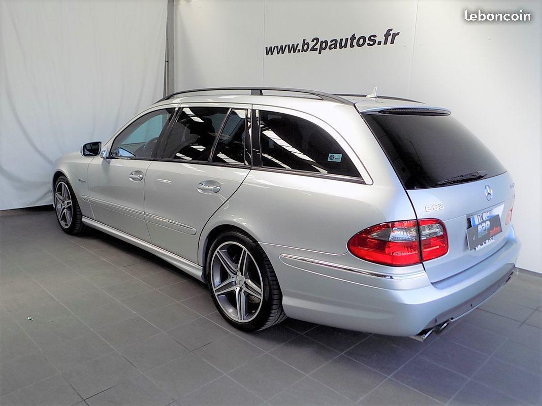 photo secondaire Mercedes classe e 63 amg 6.3 e63 v8 514 cv mercedes