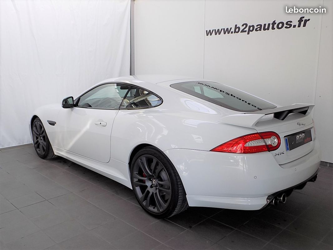 photo secondaire Jaguar xkr-s 5.0 v8 550 cv jaguar