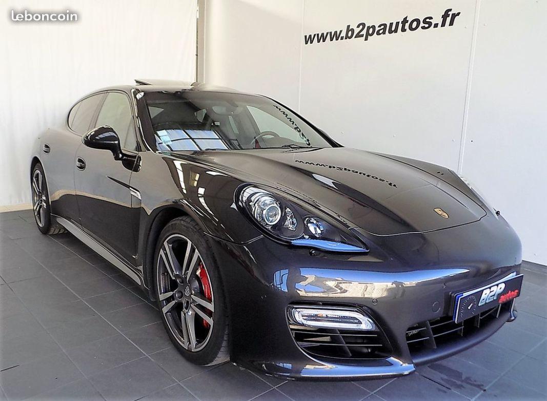photo vehicule vendu - Porsche panamera gts 4.8 l 430 cv echap sport