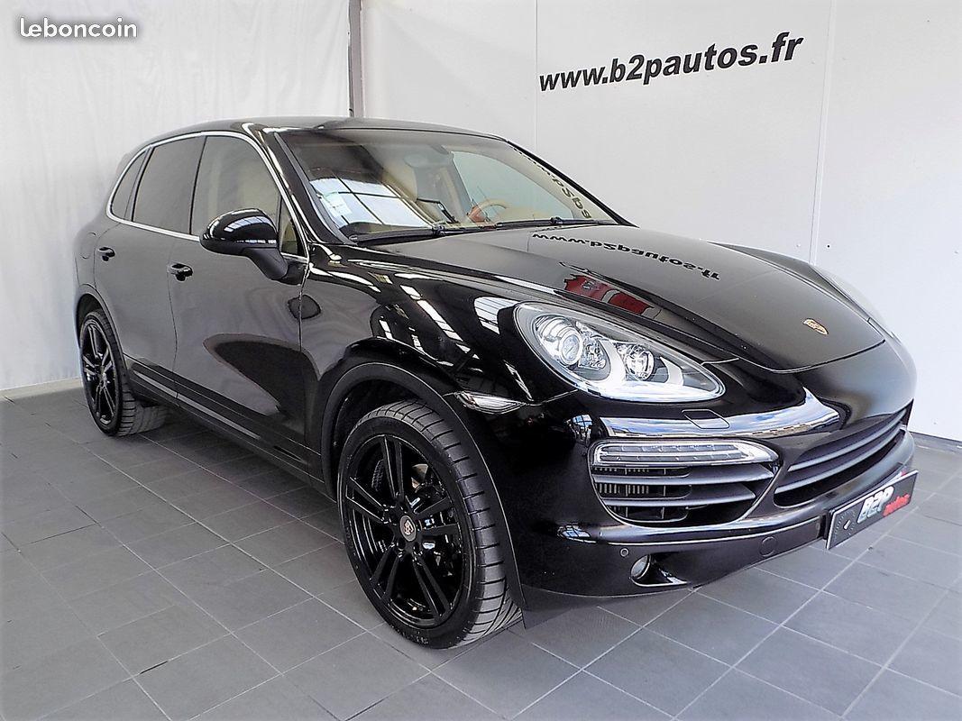 photo vehicule vendu - Porsche cayenne 3.0 v6 245 cv