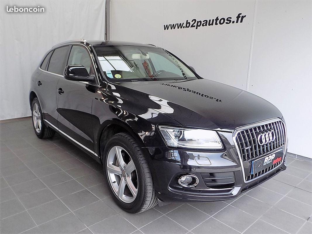 photo vehicule vendu - Audi q5 3.0 tdi quattro v6 tdi 245 cv ambition luxe