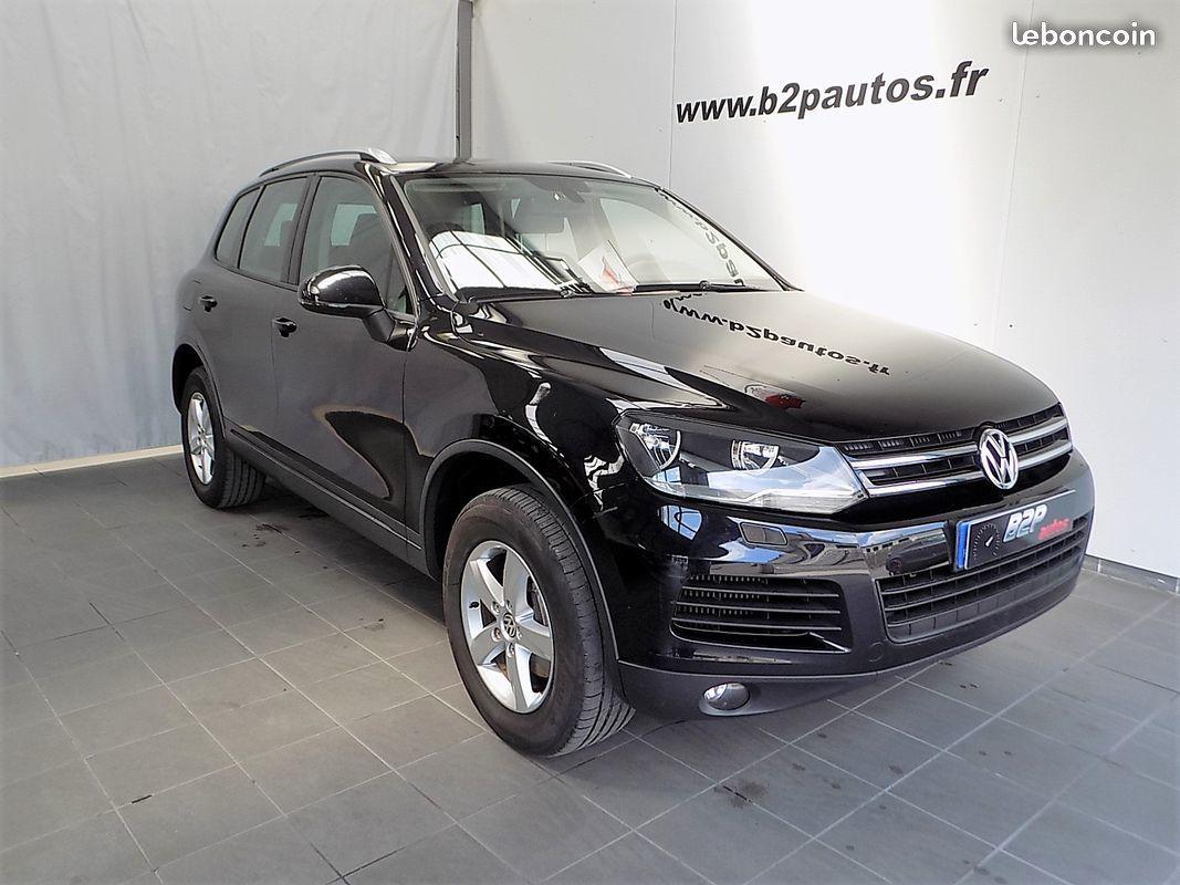 photo vehicule vendu - Volkswagen touareg ii 3.0 v6 tdi 245 cv carat