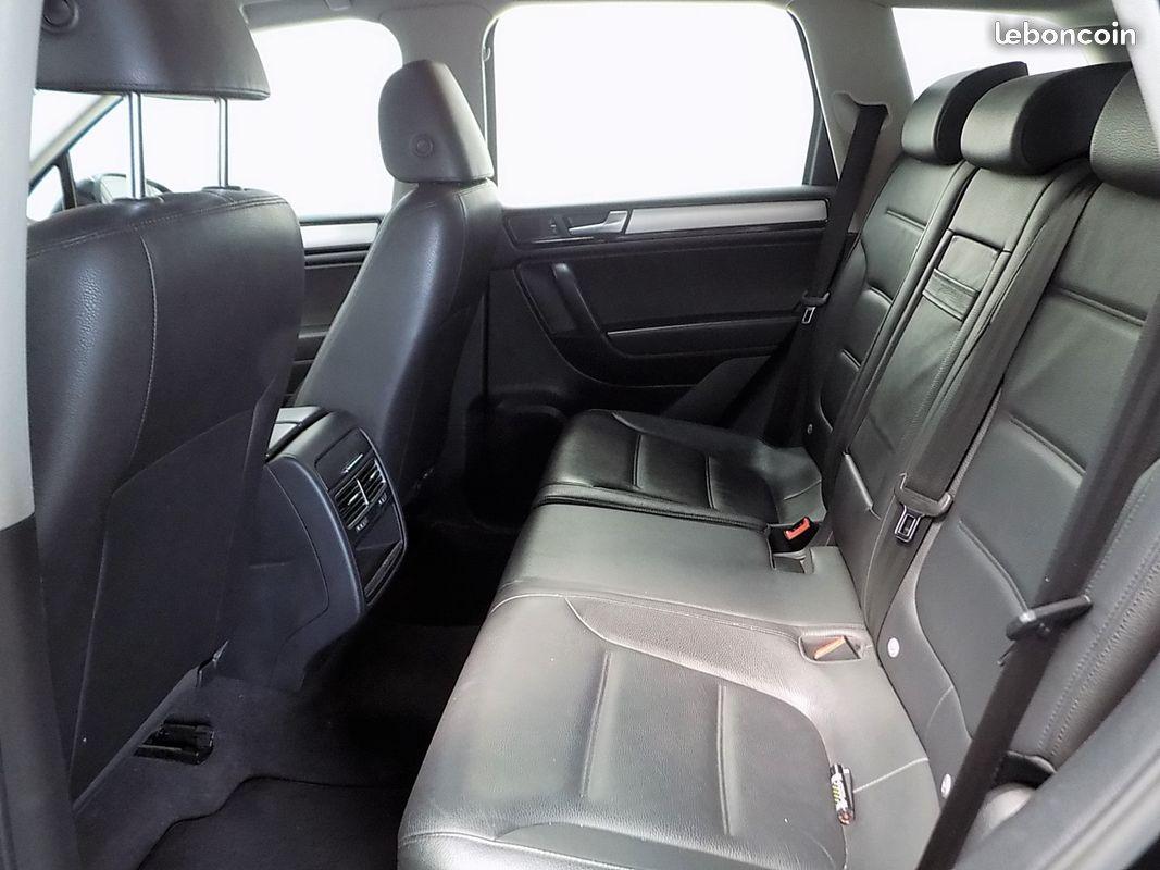 photo secondaire Volkswagen touareg ii 3.0 v6 tdi 245 cv carat volkswagen