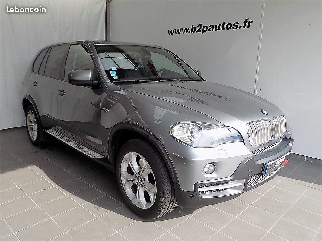 photo vehicule vendu - Bmw x5 3.0 d luxe 235 cv chaîne de distribution neuve