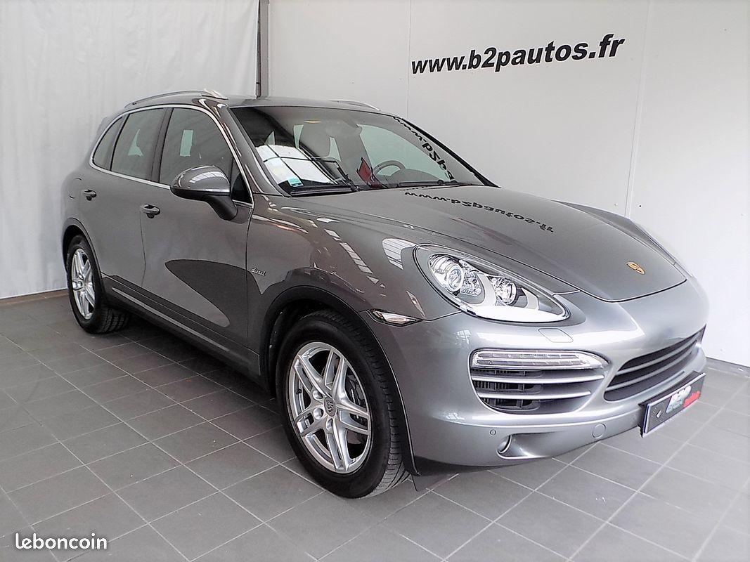 photo vehicule vendu - Porsche cayenne 3.0 d 245 cv 2013