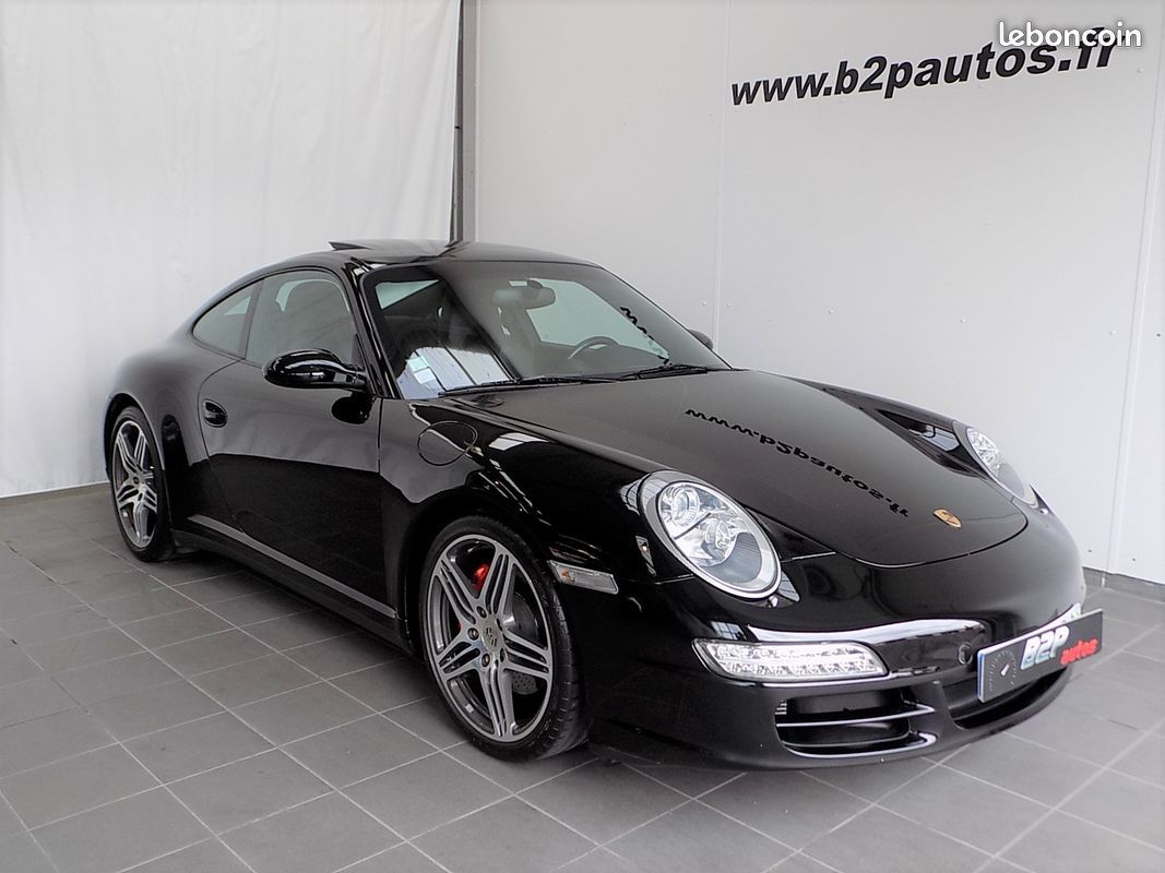 photo vehicule vendu - Porsche 997 / 911 4s 355 cv bv6 70500kms