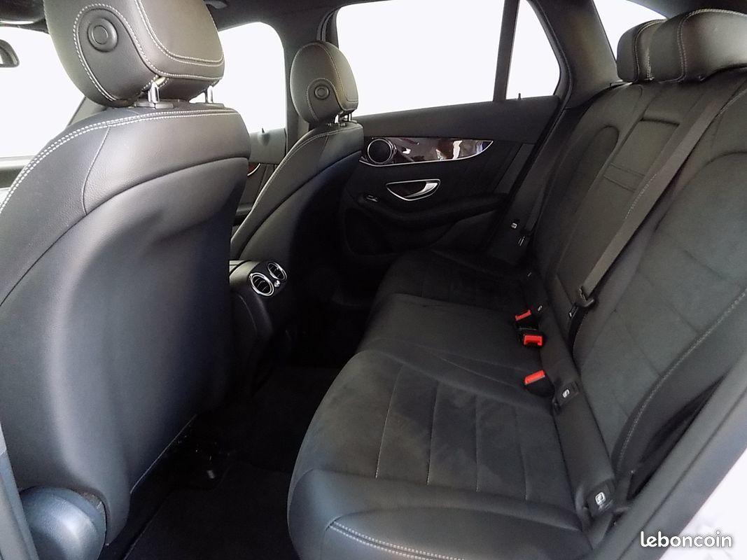 photo secondaire Mercedes glc 220 d 170 cv 4 matic 9g-tronic mercedes