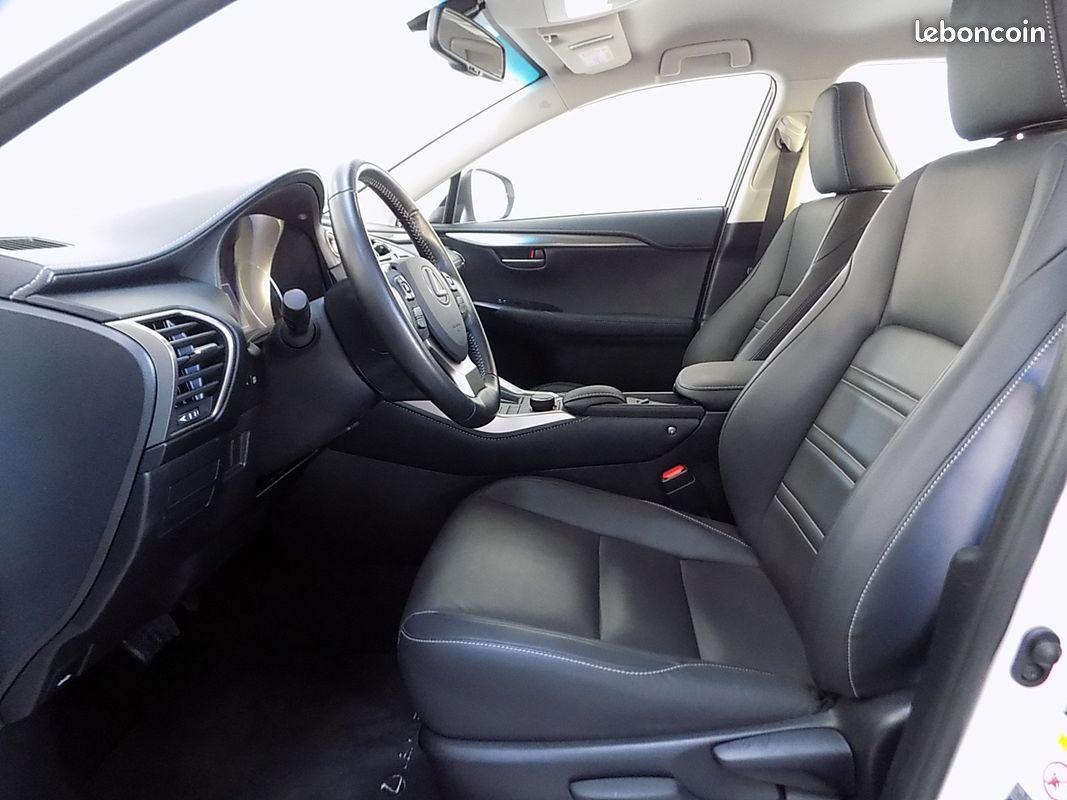 photo secondaire Lexus NX 300H 2WD Business lexus