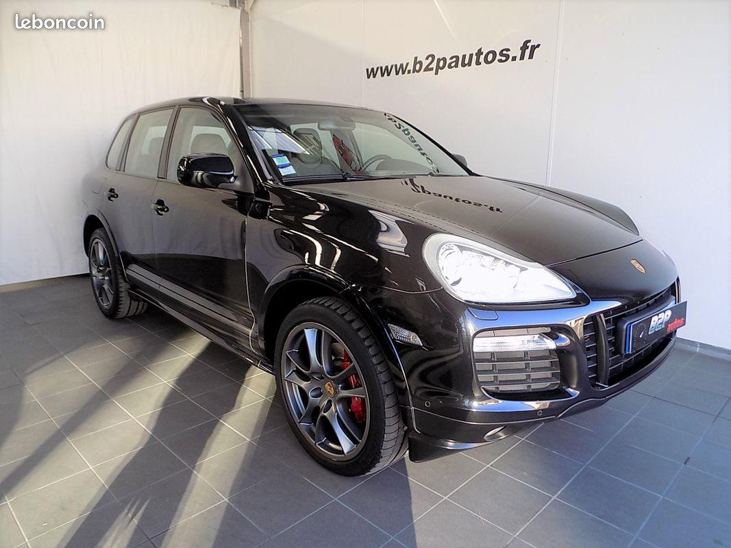 photo vehicule vendu - Porsche cayenne gts 4.8 l 405 cv
