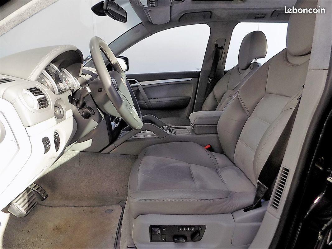 photo secondaire Porsche cayenne gts 4.8 l 405 cv porsche