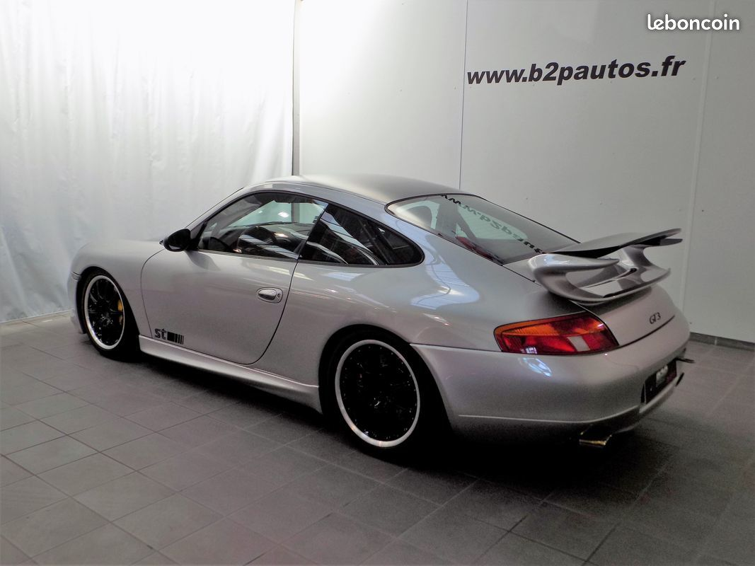 photo secondaire Porsche 911 type 996 gt3 club sport 3.6 l porsche