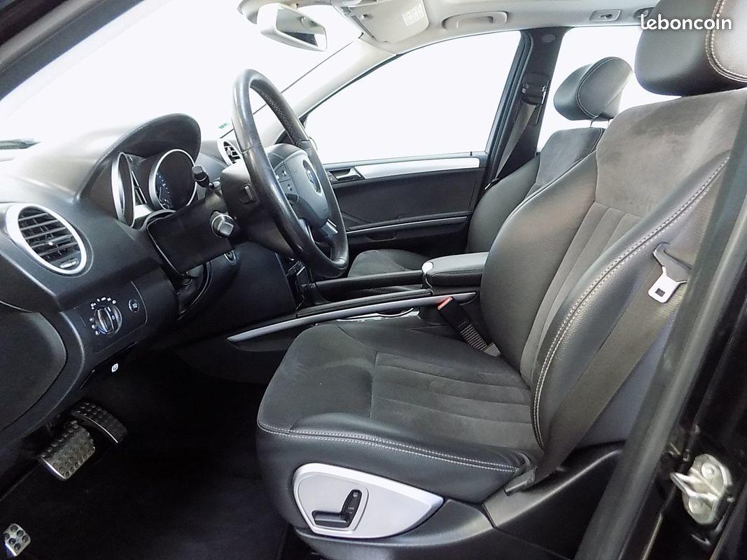 photo secondaire Mercedes ml 420 cdi v8 306 cv sport mercedes