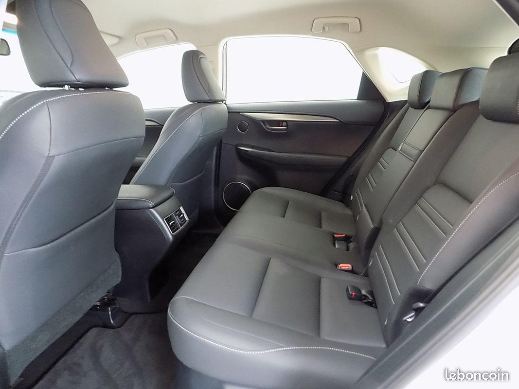 photo secondaire Lexus NX 300H 2WD Business GARANTIE LEXUS 08/2020 lexus