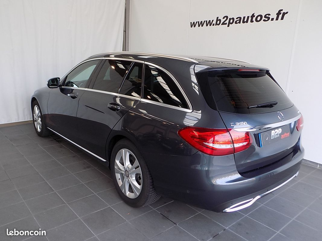 photo secondaire Mercedes c 220 cdi 170 cv break business executive 7g-tronic mercedes