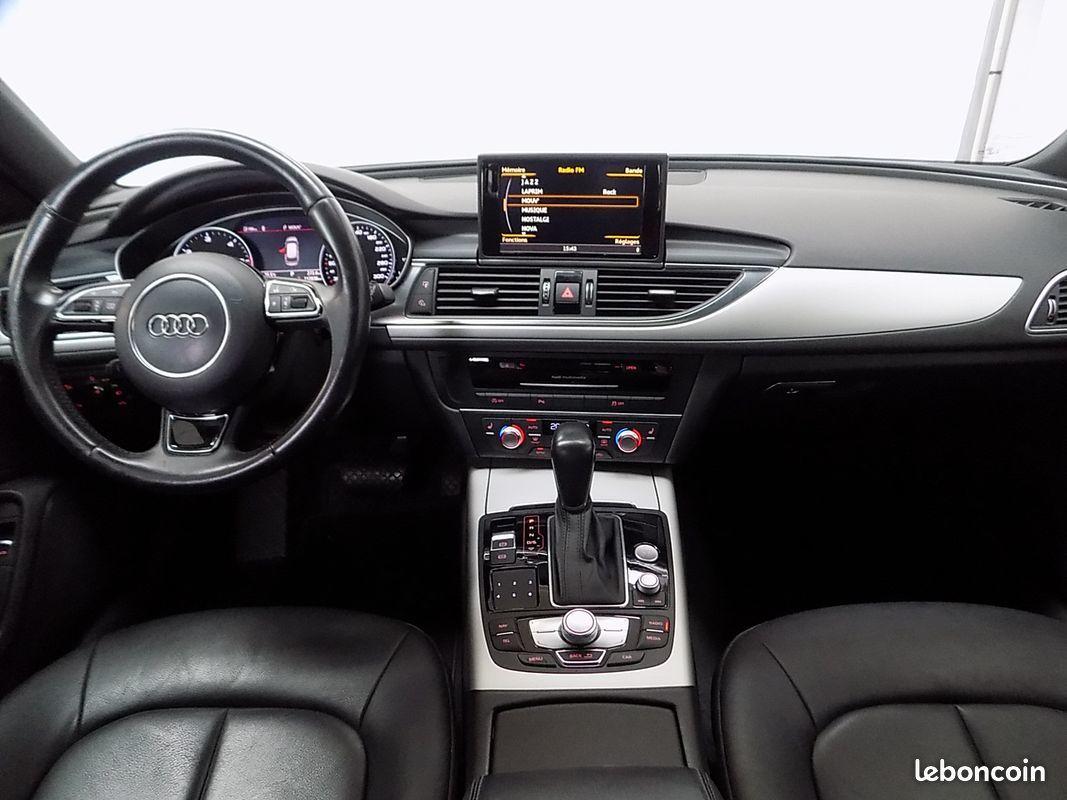 photo secondaire Audi a6 avant break 2.0 tdi 190 cv bva ambition luxe audi