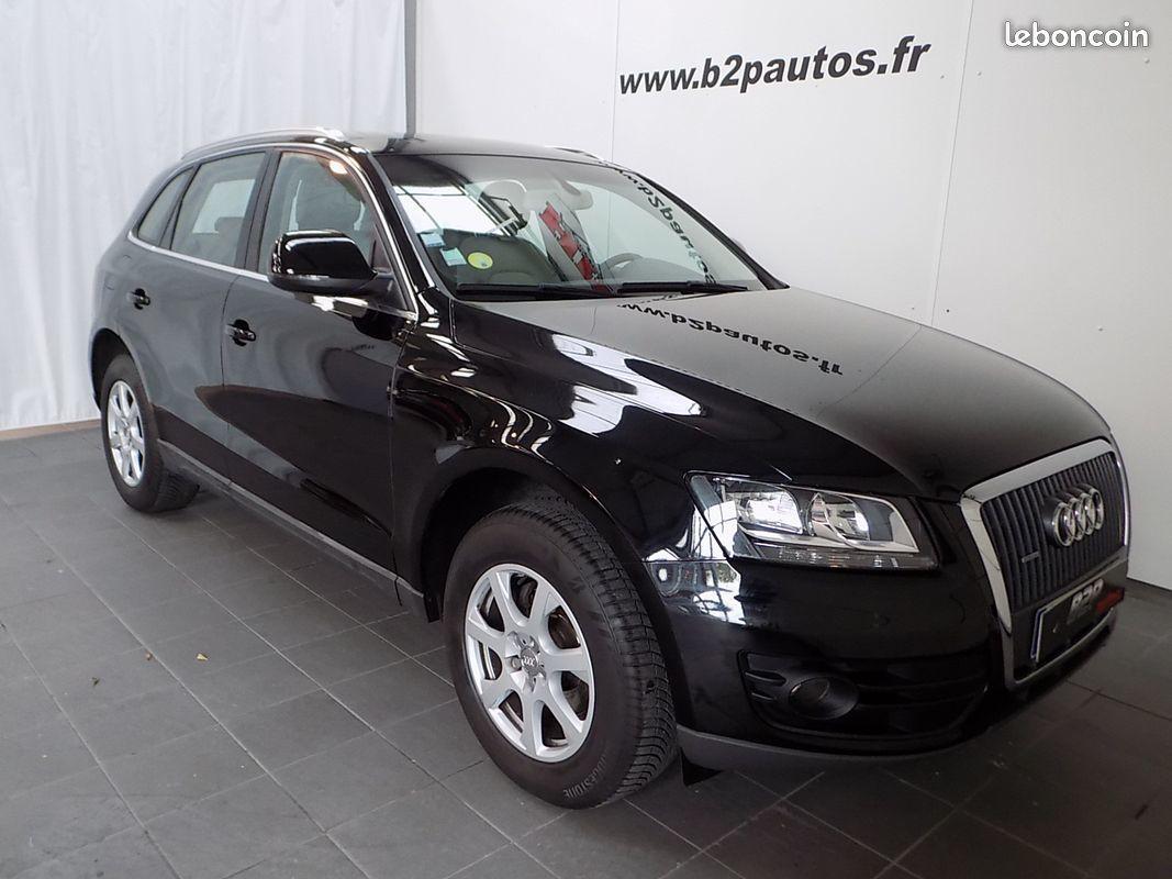photo vehicule vendu - Audi q5 2.0 tdi 143 cv bv6 quattro ambiente
