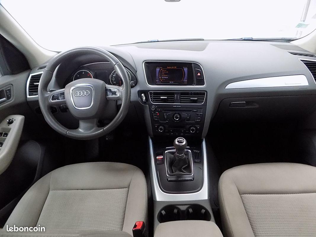 photo secondaire Audi q5 2.0 tdi 143 cv bv6 quattro ambiente audi