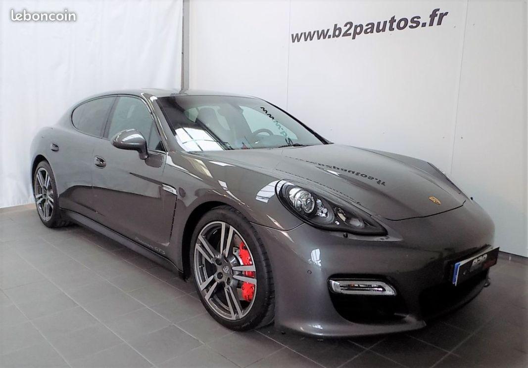 photo vehicule vendu - Porsche panamera gts 4.8 v8 gts 430 cv