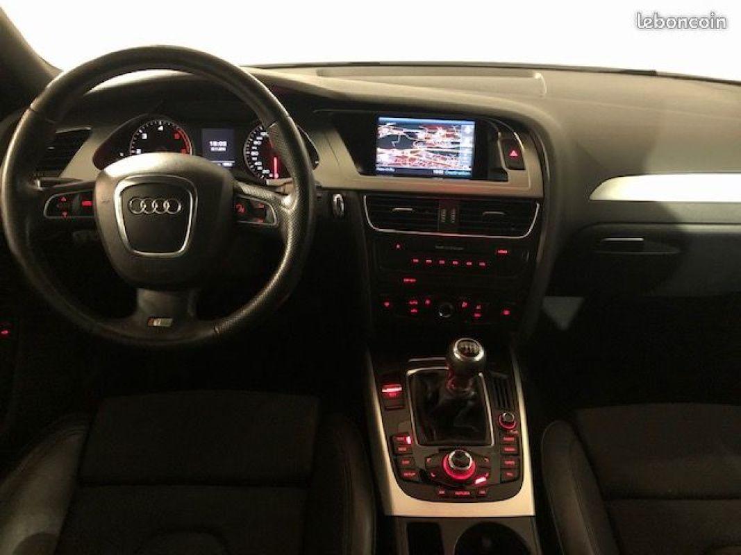 photo secondaire Audi a4 2.0 tdi bv6 140 ch s-line audi