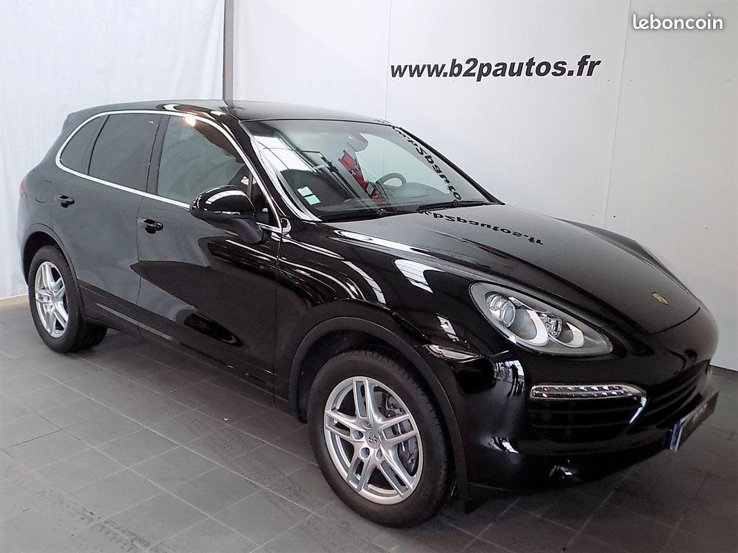 photo vehicule vendu - Porsche cayenne 3.0 v6 240 cv