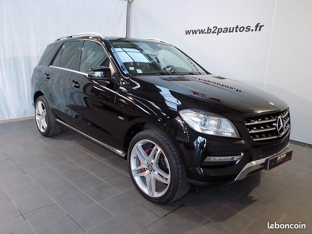 photo vehicule vendu - Mercedes ml 350 cdi jantes 21