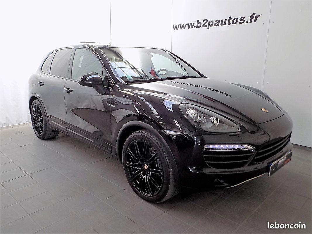 photo vehicule vendu - Porsche cayenne 3.0 v6 245 cv toit pano 93500kms
