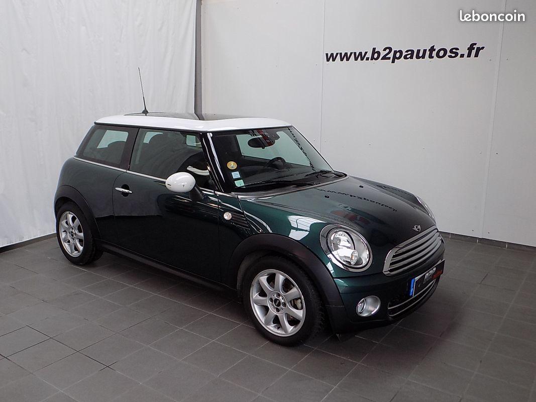 photo vehicule vendu - Mini cooper 1.6 d 110 ch