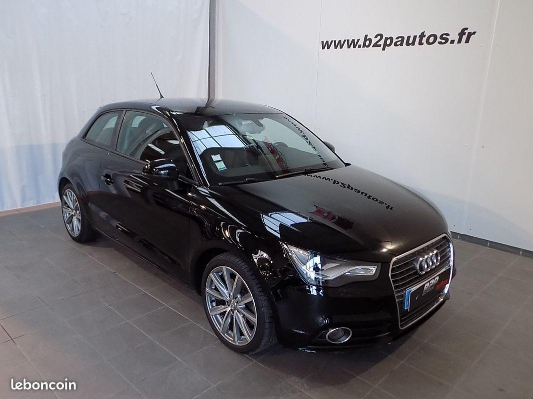 photo vehicule vendu - Audi a1 1.6 tdi 105 ch ambition luxe xenon