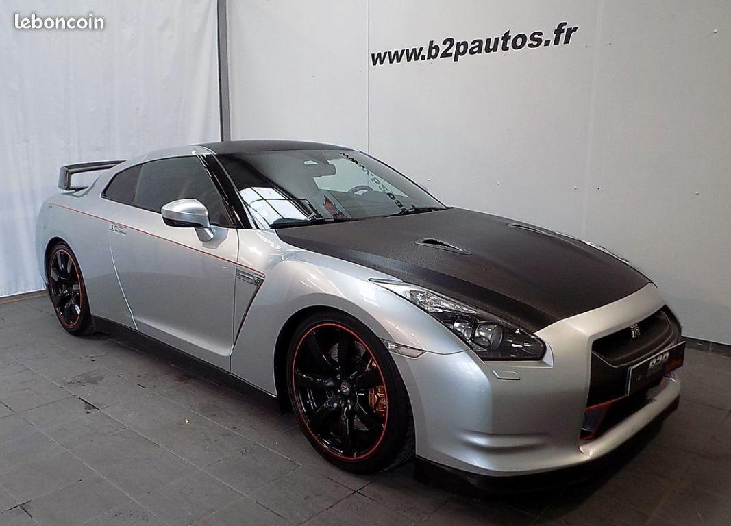 photo vehicule vendu - Nissan gtr 3.8 l v6 stage 2 / 620 cv black edition GARANTIE 12 MOIS