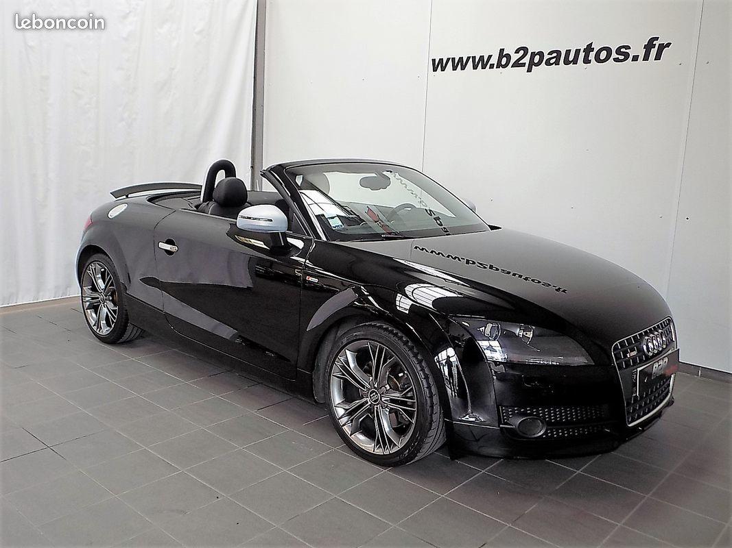 photo vehicule vendu - Audi tt 2.0 tfsi 200 ch cabriolet