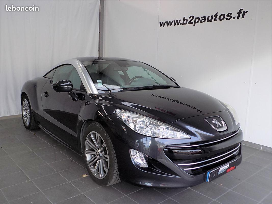 photo vehicule vendu - Peugeot rcz 2.0 hdi 163 cv bv6