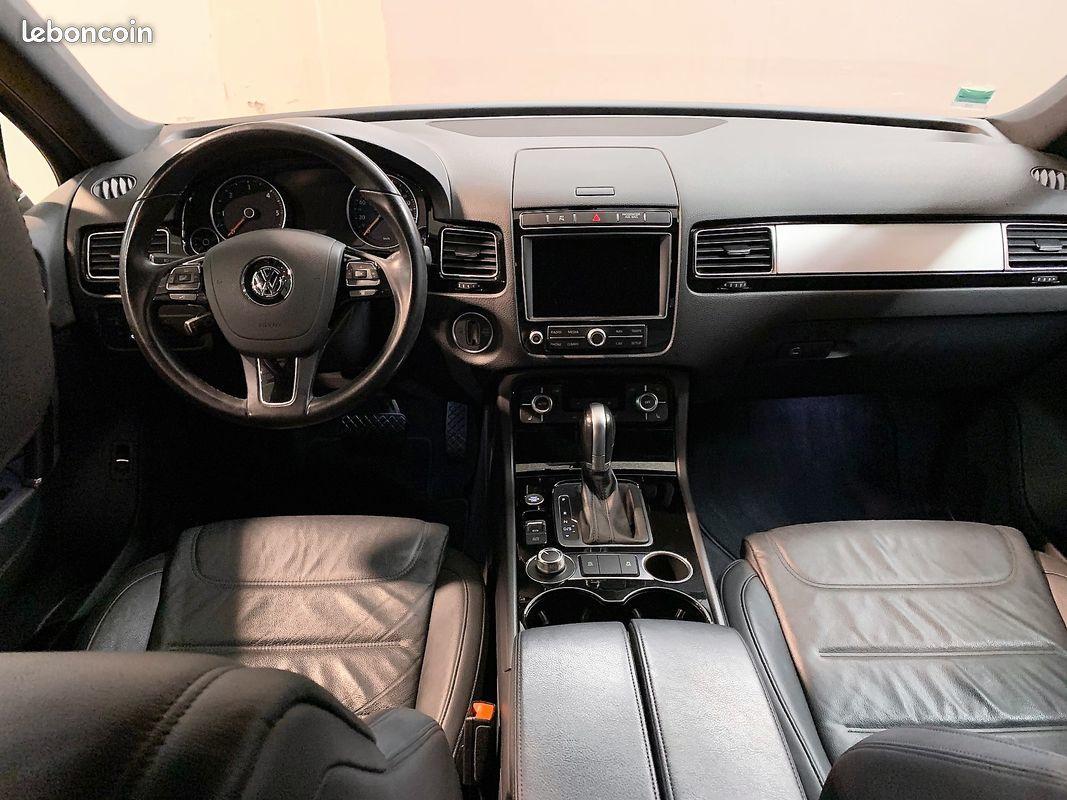photo secondaire Volkswagen touareg 3.0 tdi 262 cv r-line volkswagen