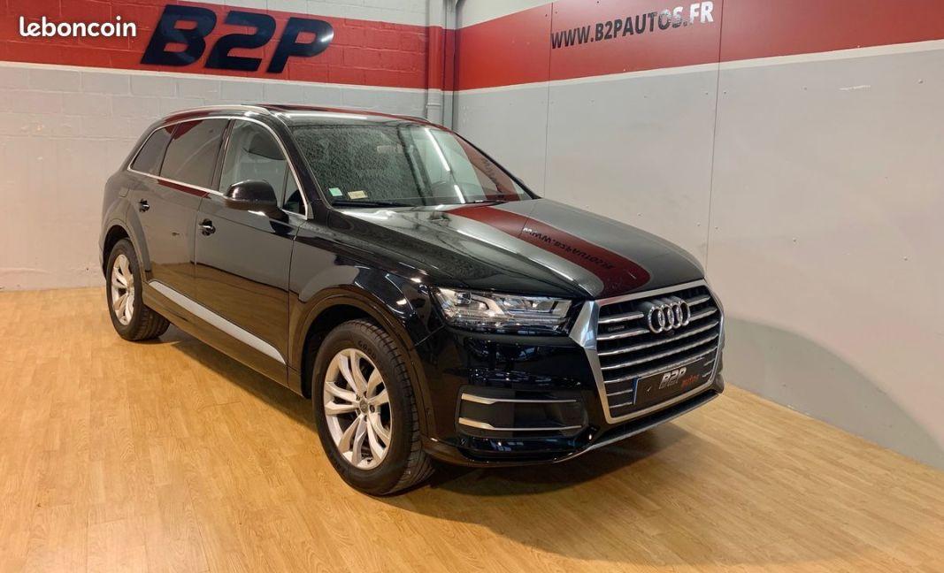 photo vehicule vendu - Audi q7 3.0 v6 tdi 272 cv quattro avus