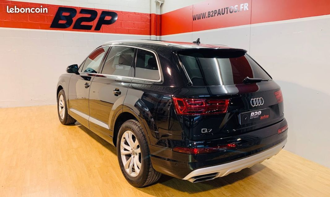 photo secondaire Audi q7 3.0 v6 tdi 272 cv quattro avus audi
