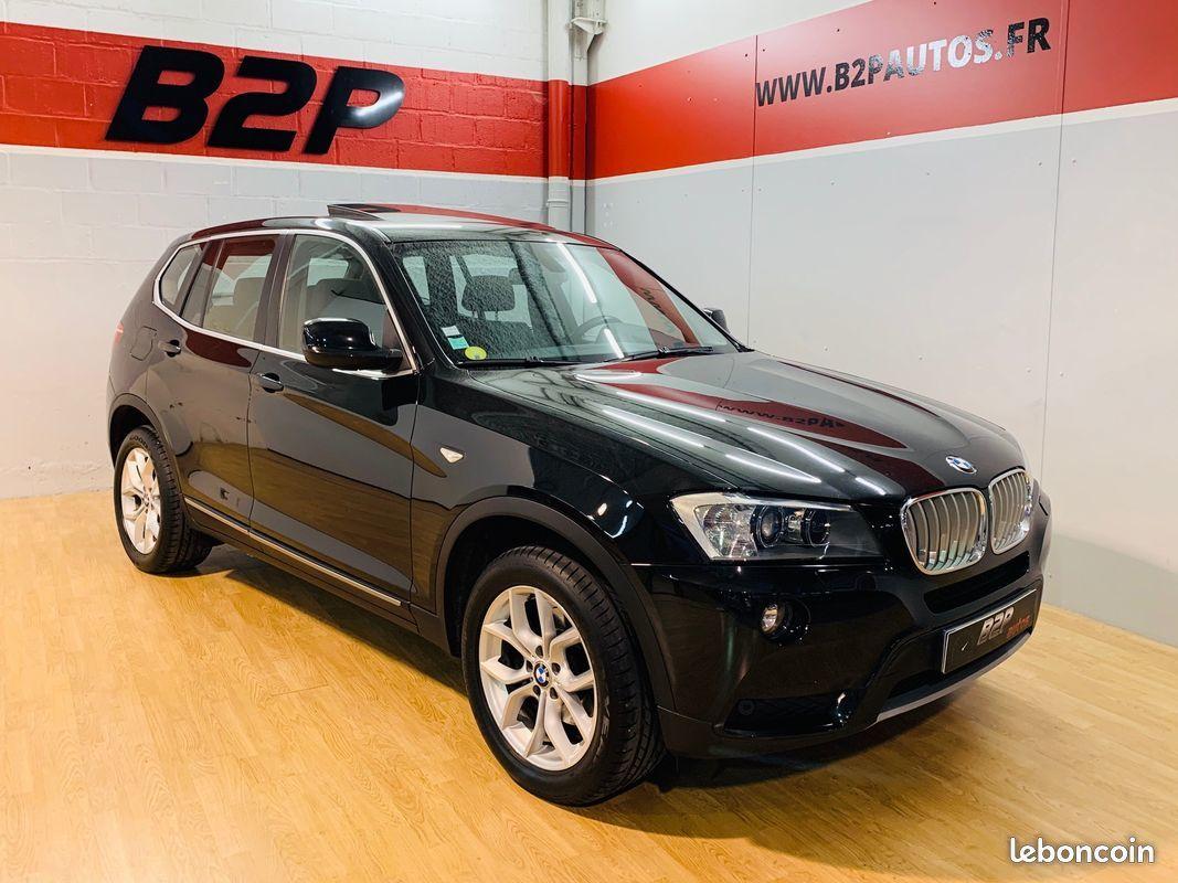photo voiture bmw Bmw x3 3.0 da 258 cv exclusive x-drive