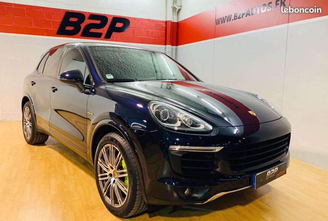photo vehicule vendu - Porsche cayenne s e-hybrid v6 416 cv