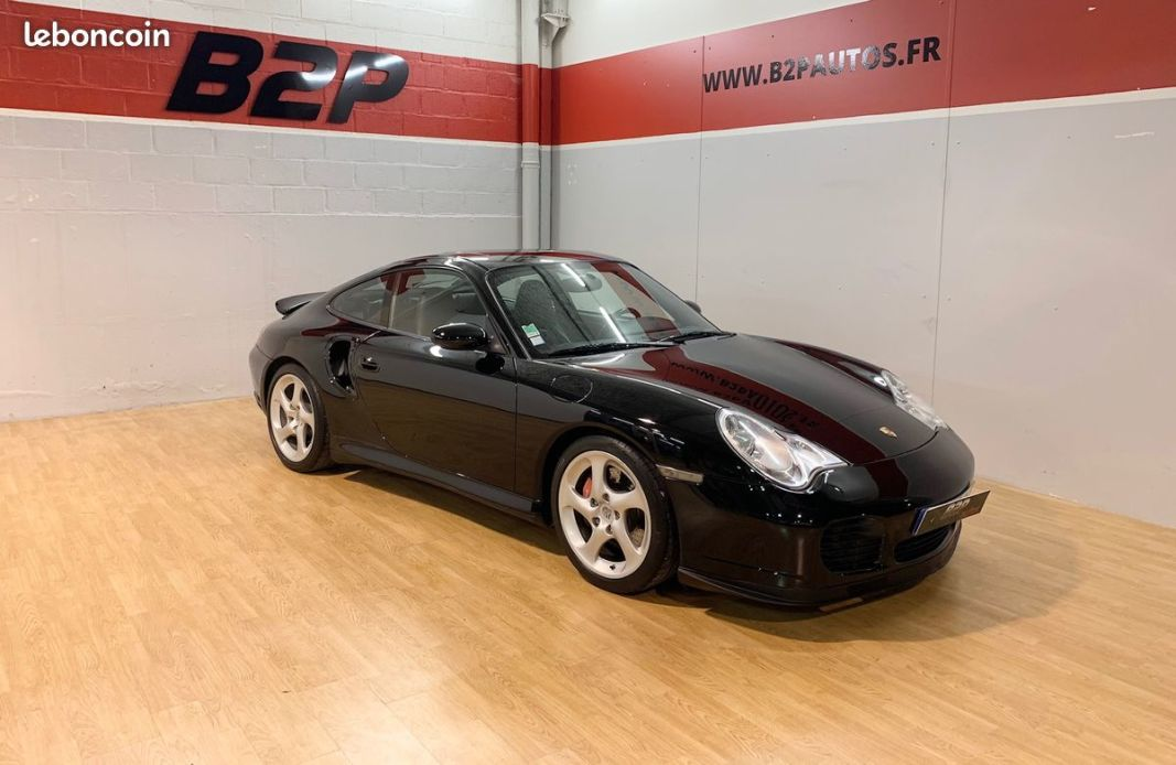 photo principale produit voiture Porsche 911 turbo 996 3.6 l 420 cv 59500kms