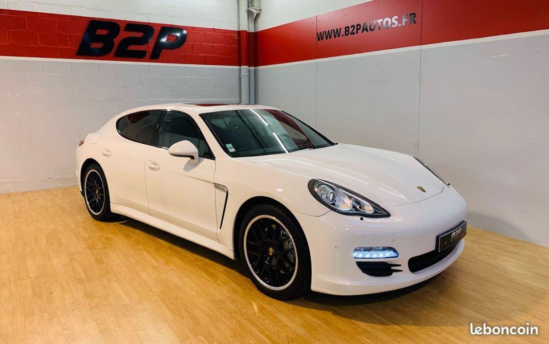 photo vehicule vendu - Porsche panamera 4s 4.8 v8 pdk