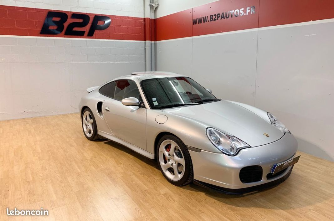 photo principale produit voiture Porsche 911 996 turbo x50 450 cv