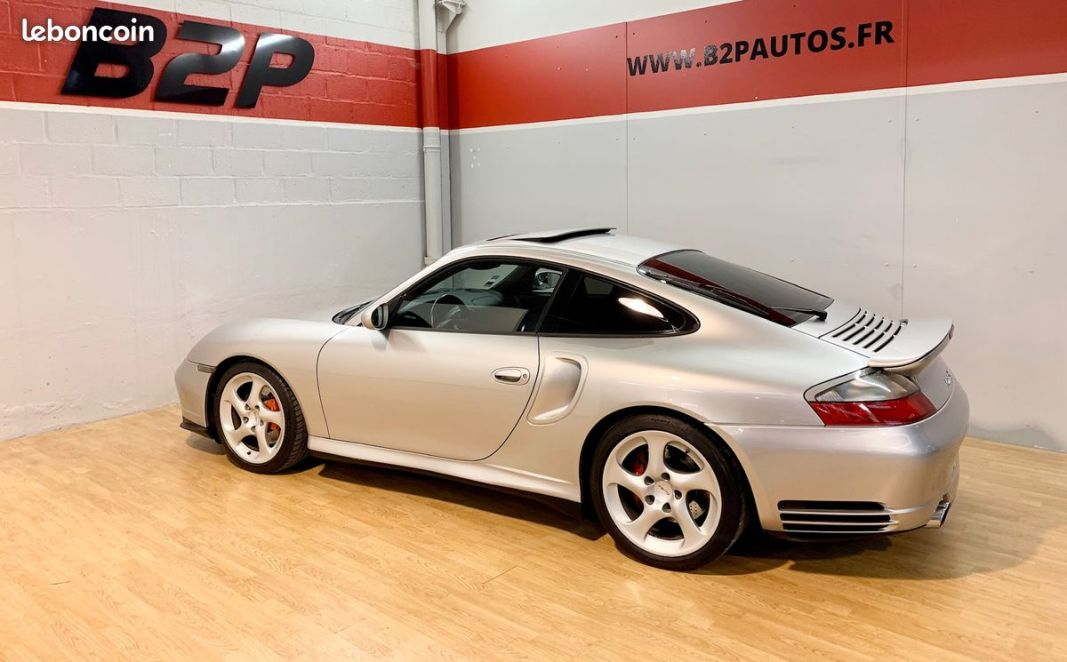 photo secondaire Porsche 911 996 turbo x50 450 cv porsche
