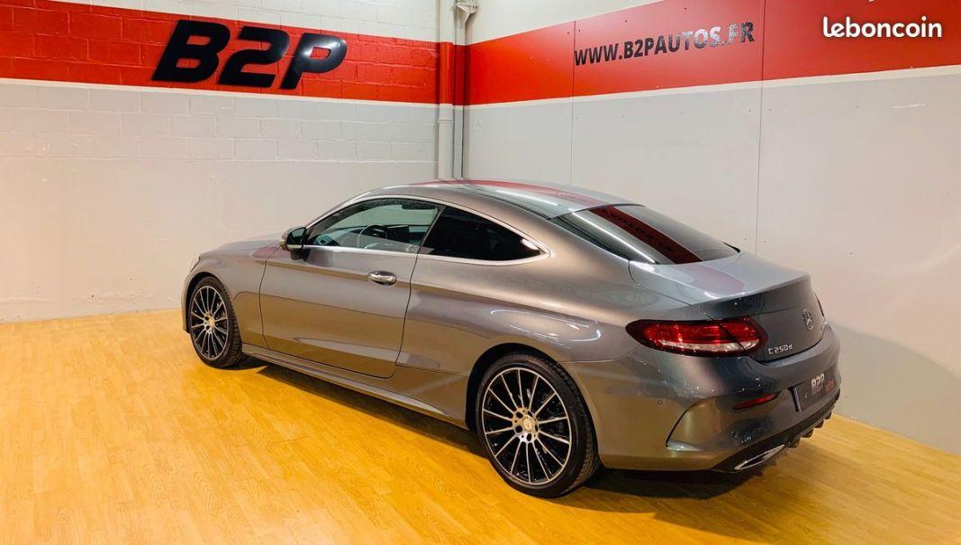 photo secondaire Mercedes classe c 250 cdi bva 204 cv sportline pack amg fascination mercedes