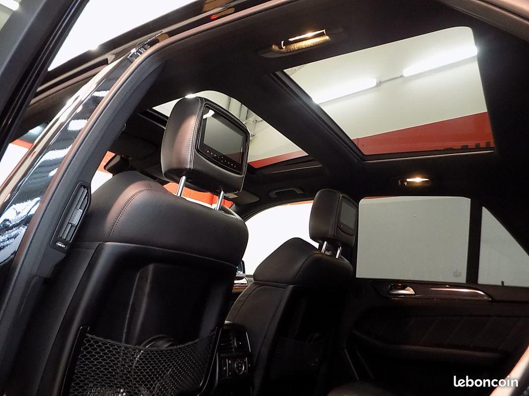 photo secondaire Mercedes gle 63 s amg 585 cv 1 ere main mercedes